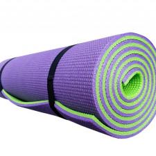 Коврики для йоги из натуральных материалов