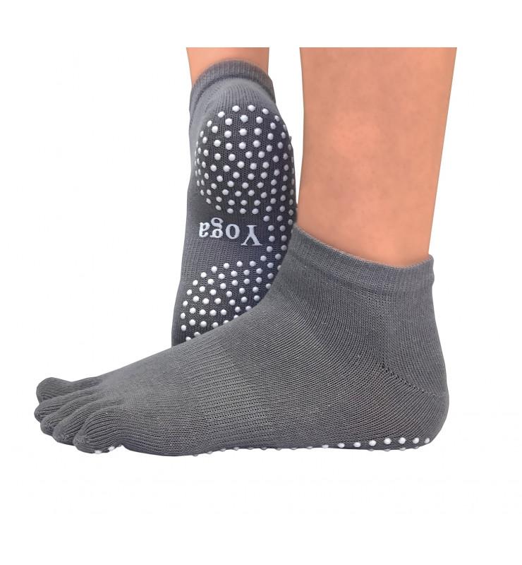 Носки для йоги и фитнеса Йога