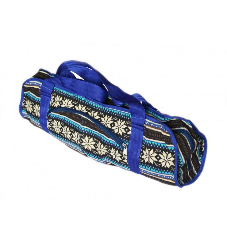 Джилли Люкс Орнамент сумка-чехол для йогаковрика