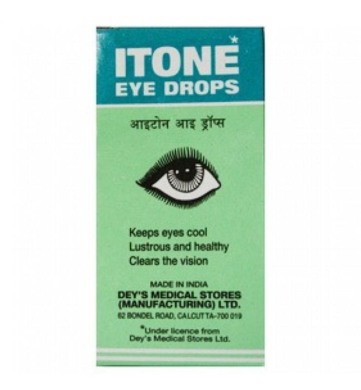 Айтон капли для глаз