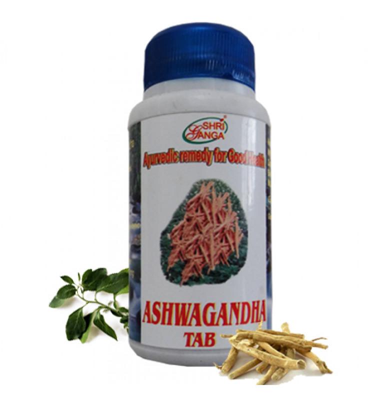 Shri Ganga Ashwagandxa/ Ашвагандха таблетки