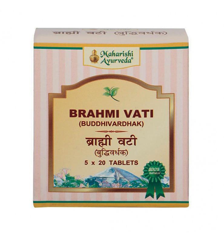 Brahmi Vati Maharishi Ayurveda/ Брахми Вати МА таблетки