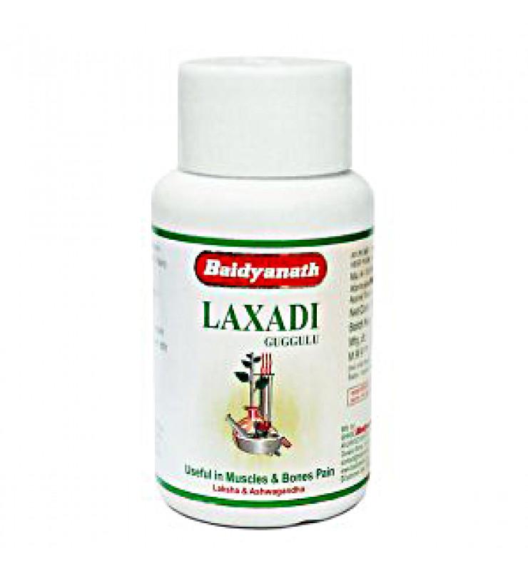 Baidyanath Laxadi Guggulu/Лакшади Гуггул Таблетки