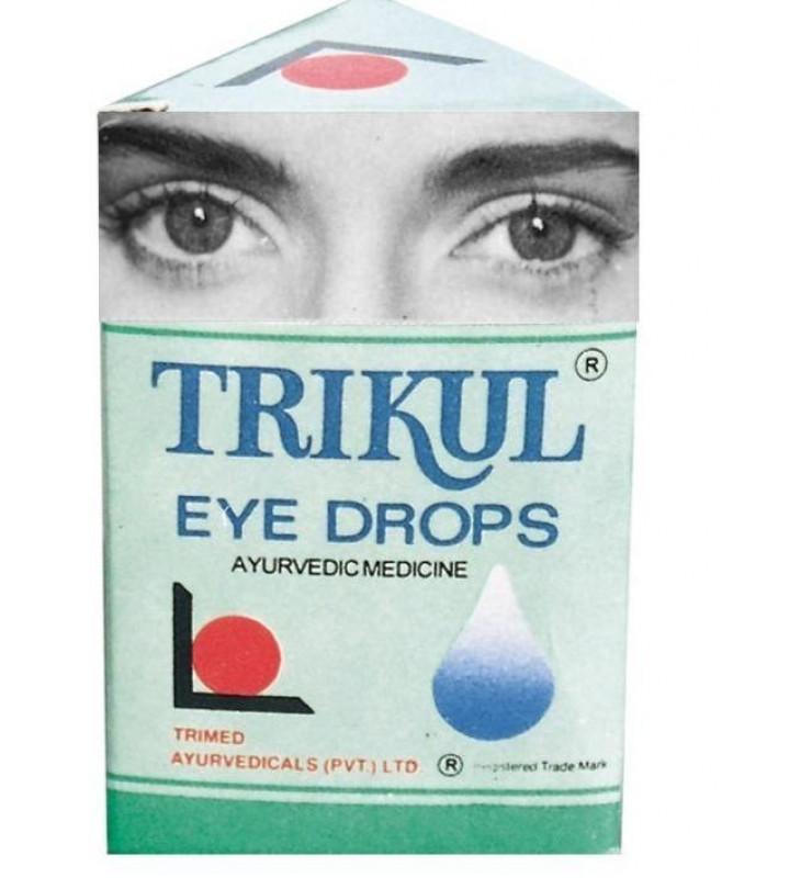 Trikul/Трикул глазные капли