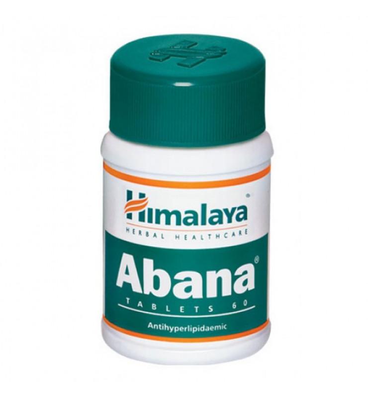 Абана таблетки