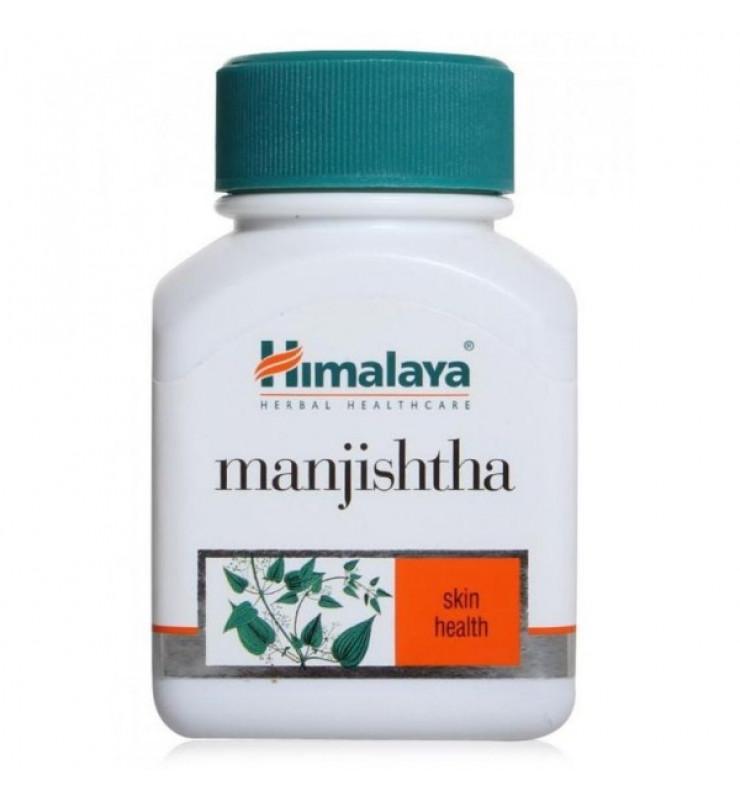 Himalaya Manjishtha/Манжишта Капсулы