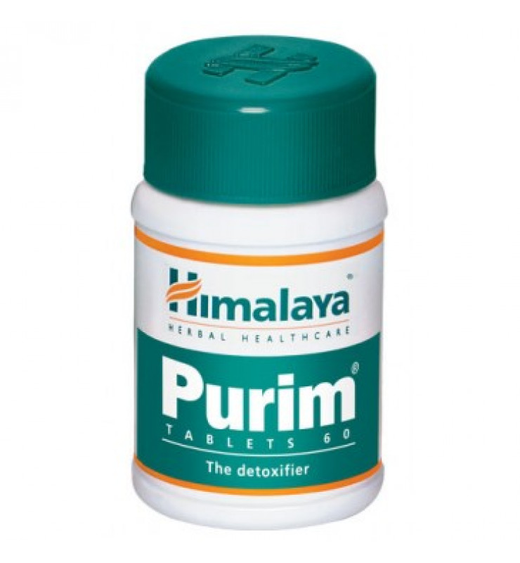 Himalaya Purim/Пурим Таблетки