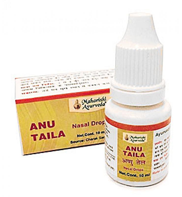Anu Taila/Ану Тайла капли для носа