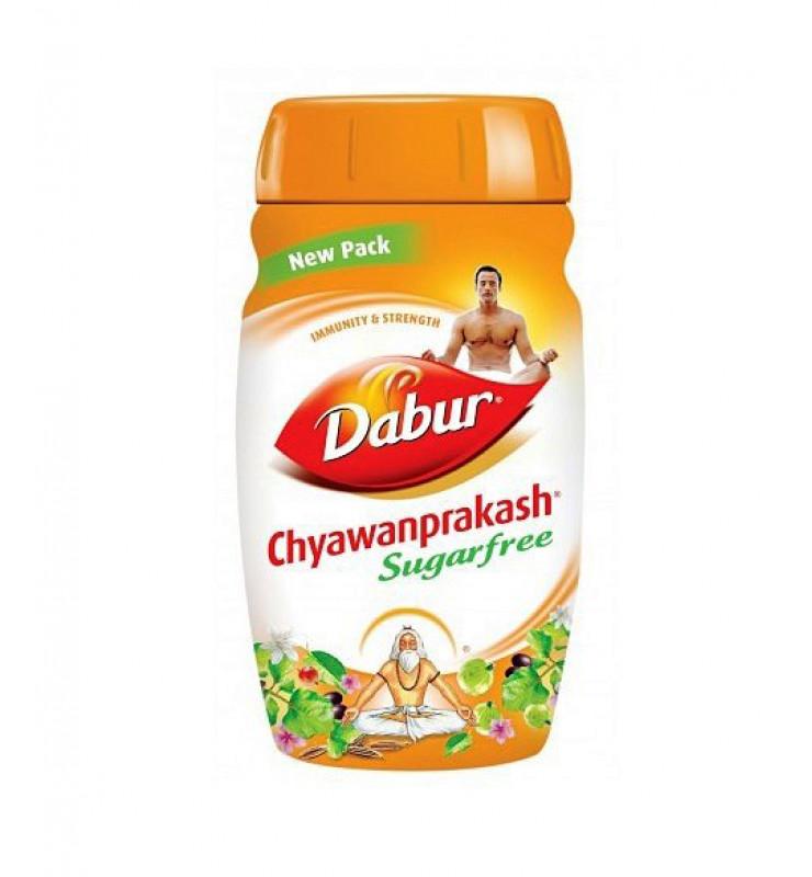 Чаванпракаш без Cахара Дабур / Chyawanprakash Sugarfree Dabur