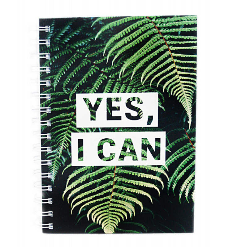 Еженедельник Yes, I can