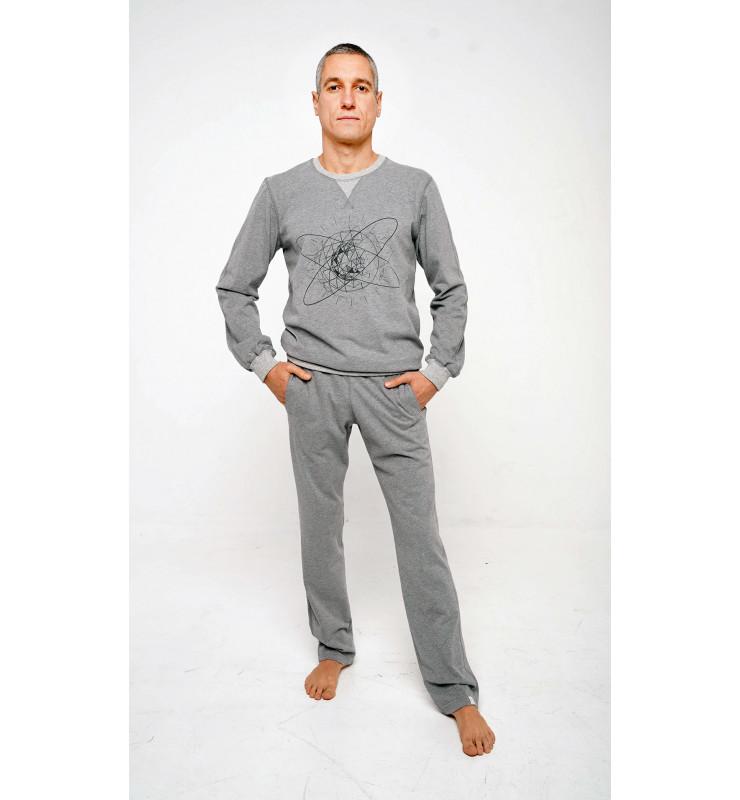 Спортивный костюм мужской Рико Сингулярность