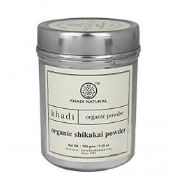 Сухой шампунь Organic Shikakai