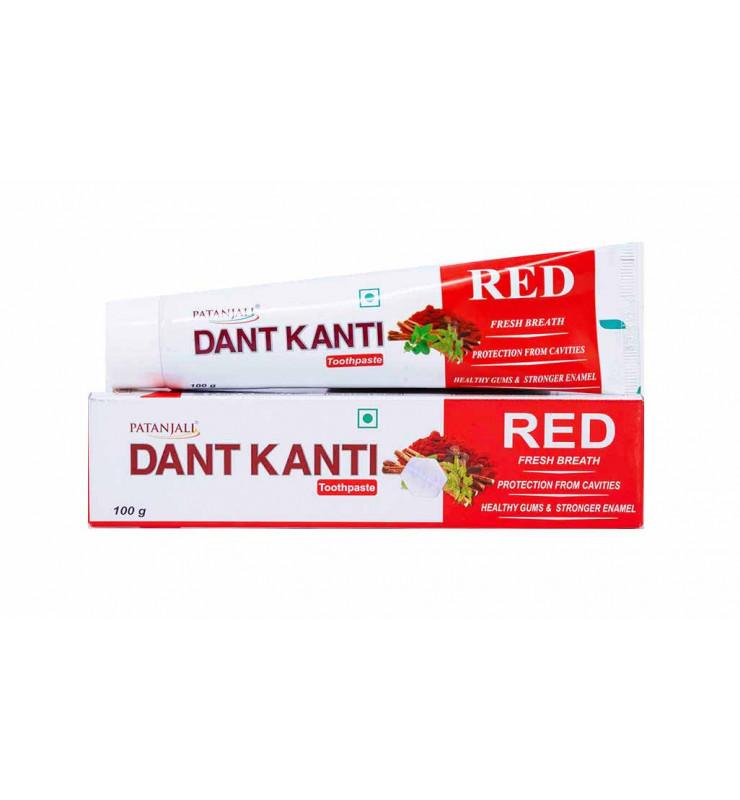 Dant Kanti Red зубная паста
