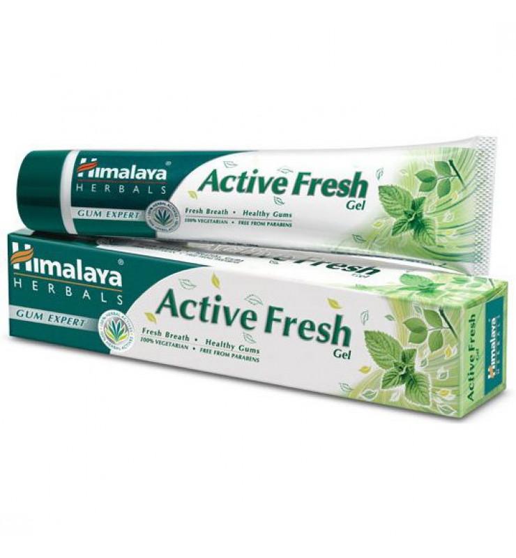 Active Fresh Gel зубная паста