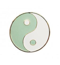 Значок Инь - Ян  Color
