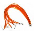 Шнурок Лента для кулона 35 см
