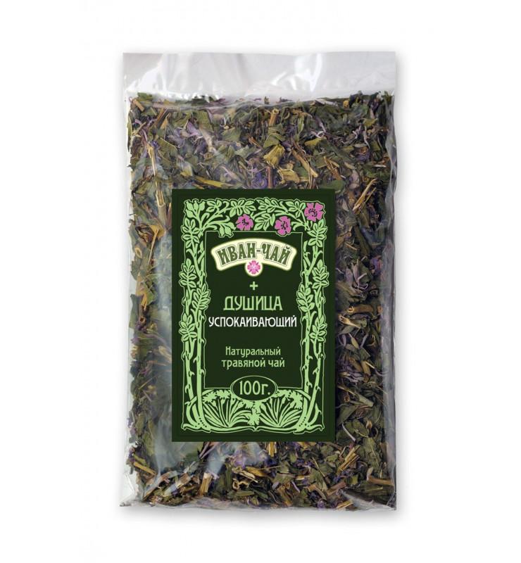 Иван-чай, Душица Успокаивающий