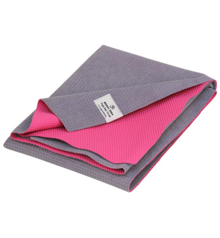Коврик-полотенце для йоги Yatra
