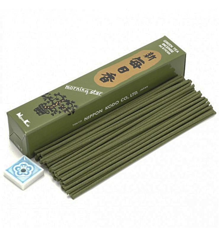 Японские благовония Nippon Kodo Green Tea