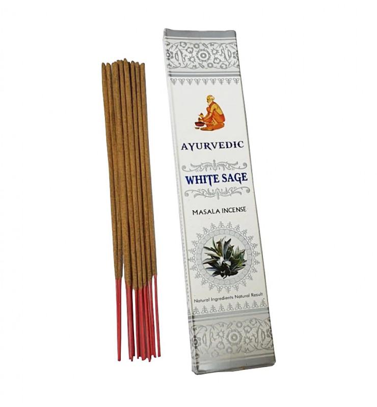 Благовоние Ayurvedic White Sage