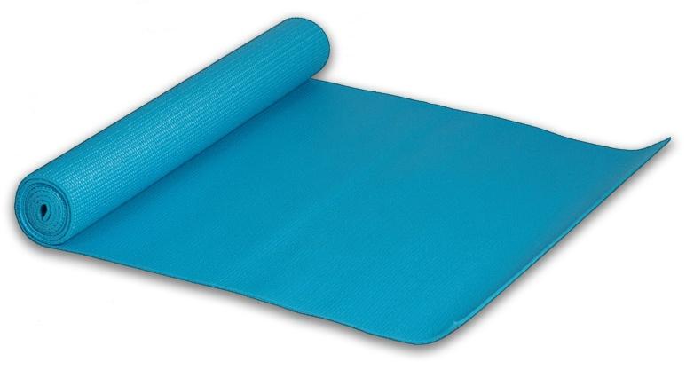 Удобный коврик для йоги