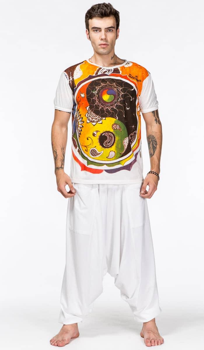 Йога одежда для мужчин