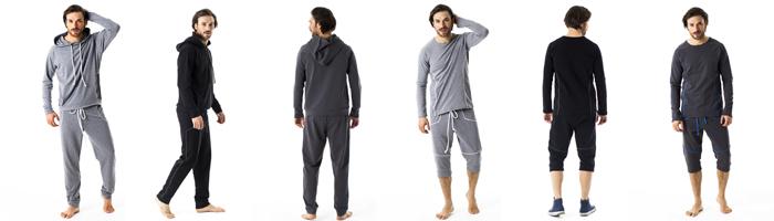 Чоловічий одяг для йоги