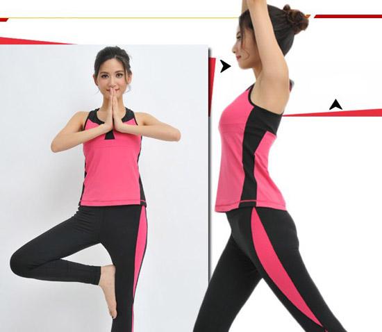 Комфортная одежда для йоги
