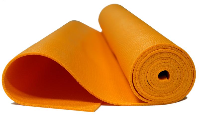 Коврик для йоги толстый
