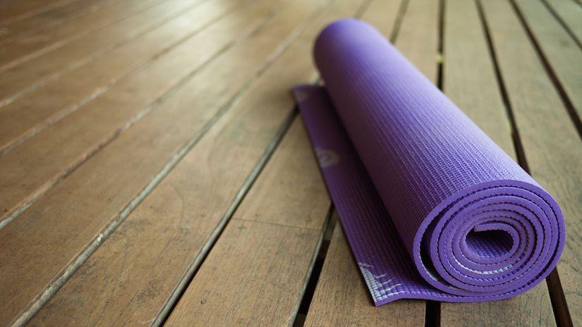 Коврик для йоги германия