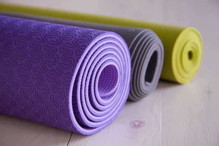 Где купить йога мат