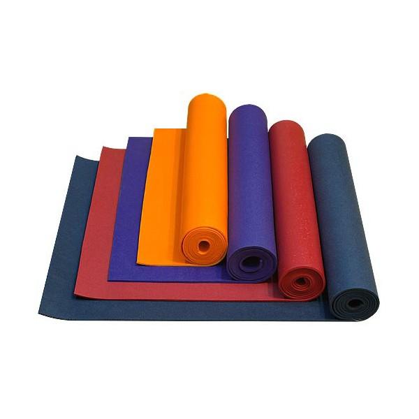 Армированный коврик для занятий йогой