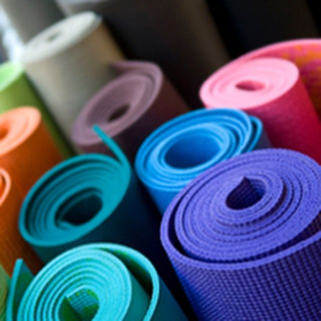 Оптовая продажа ковриков для йоги