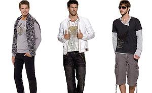 Новая коллекция мужской спортивной одежды