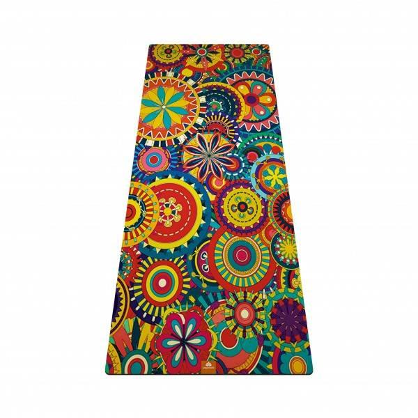 Каучуковые натуральные коврики для йоги