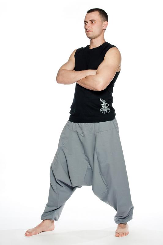 Мужская одежда для йоги 2019