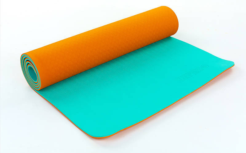 Мягкий коврик для йоги
