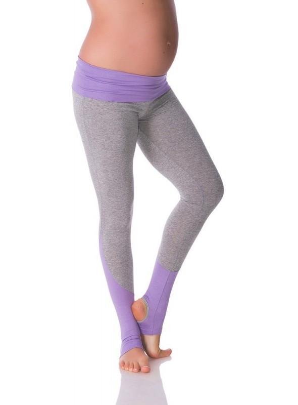 Лосины для йоги для беременных