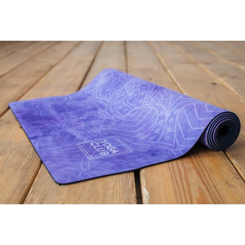 Коврик для йоги в ручную кладь