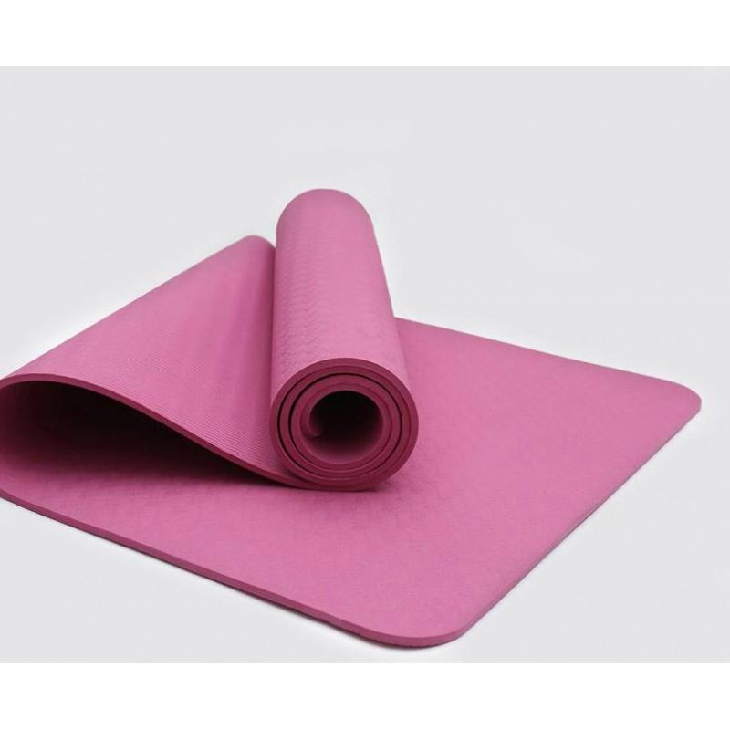 Йога коврик каучук