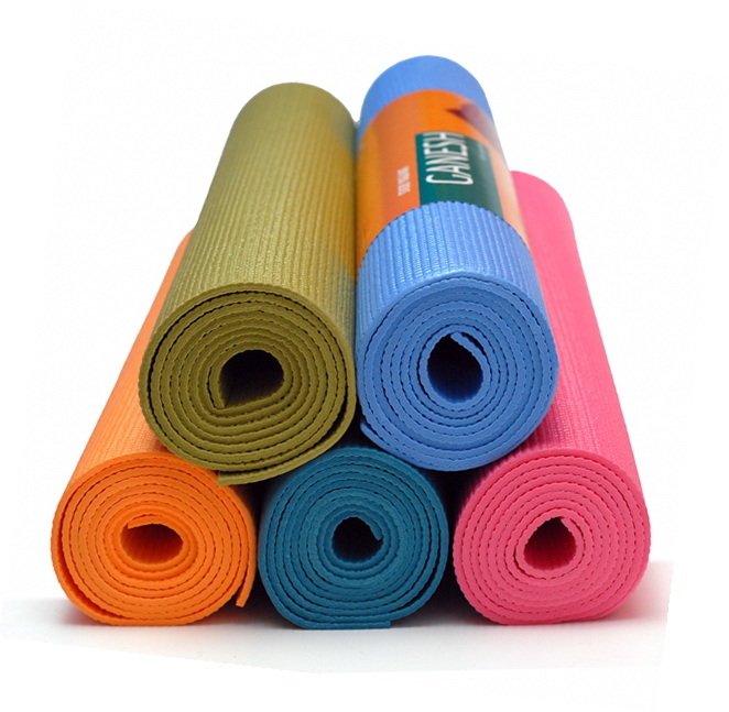 Йога коврики нестандартные