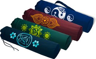 Нестандартные сумки-чехлы для йоги