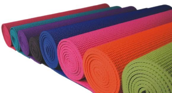 Недорогие коврики для йоги