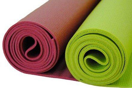 склад ковриков для йоги